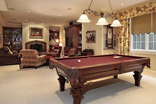 Pool table assembly with perfect leveling in Carrollton content img3